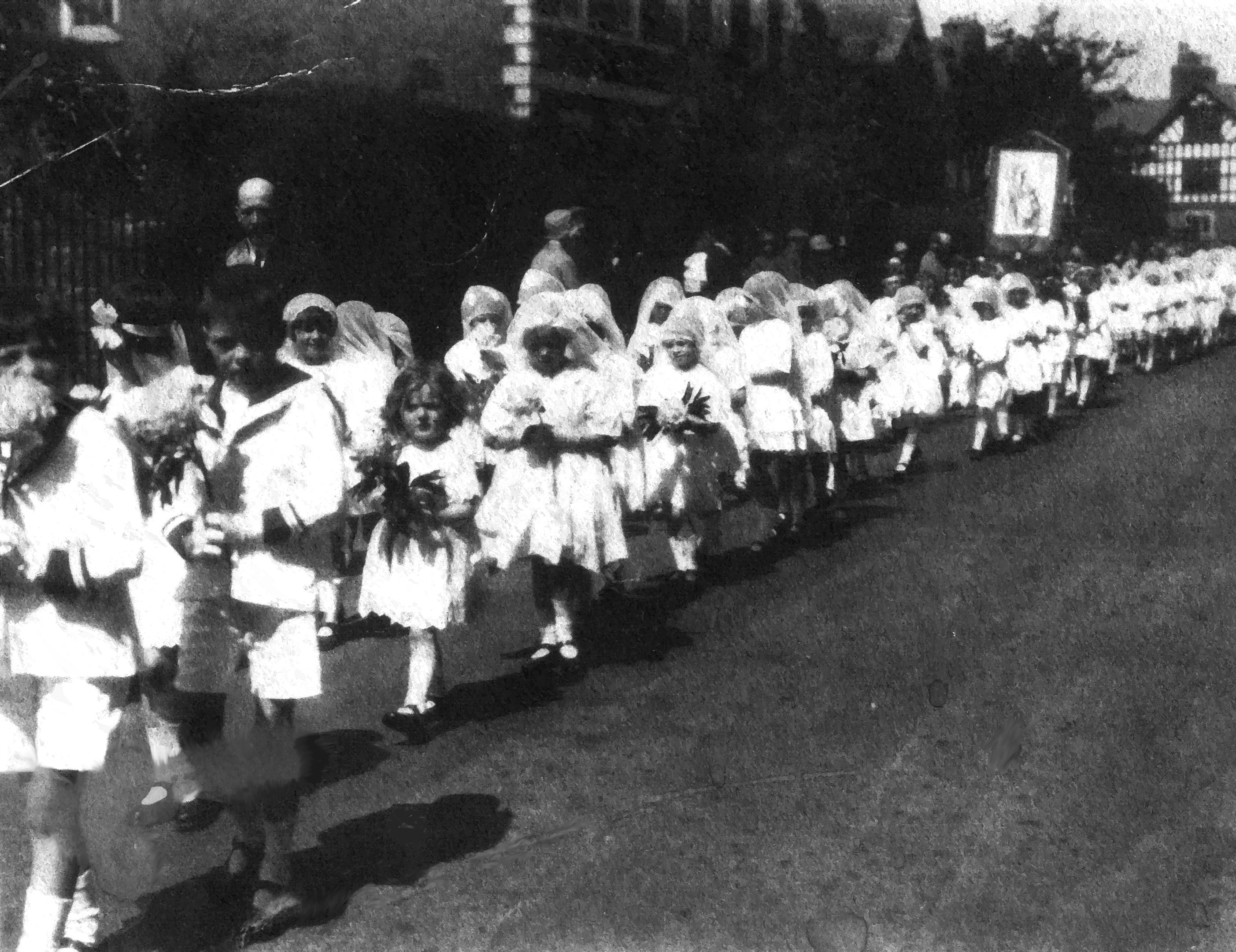 Holy Communion 1922