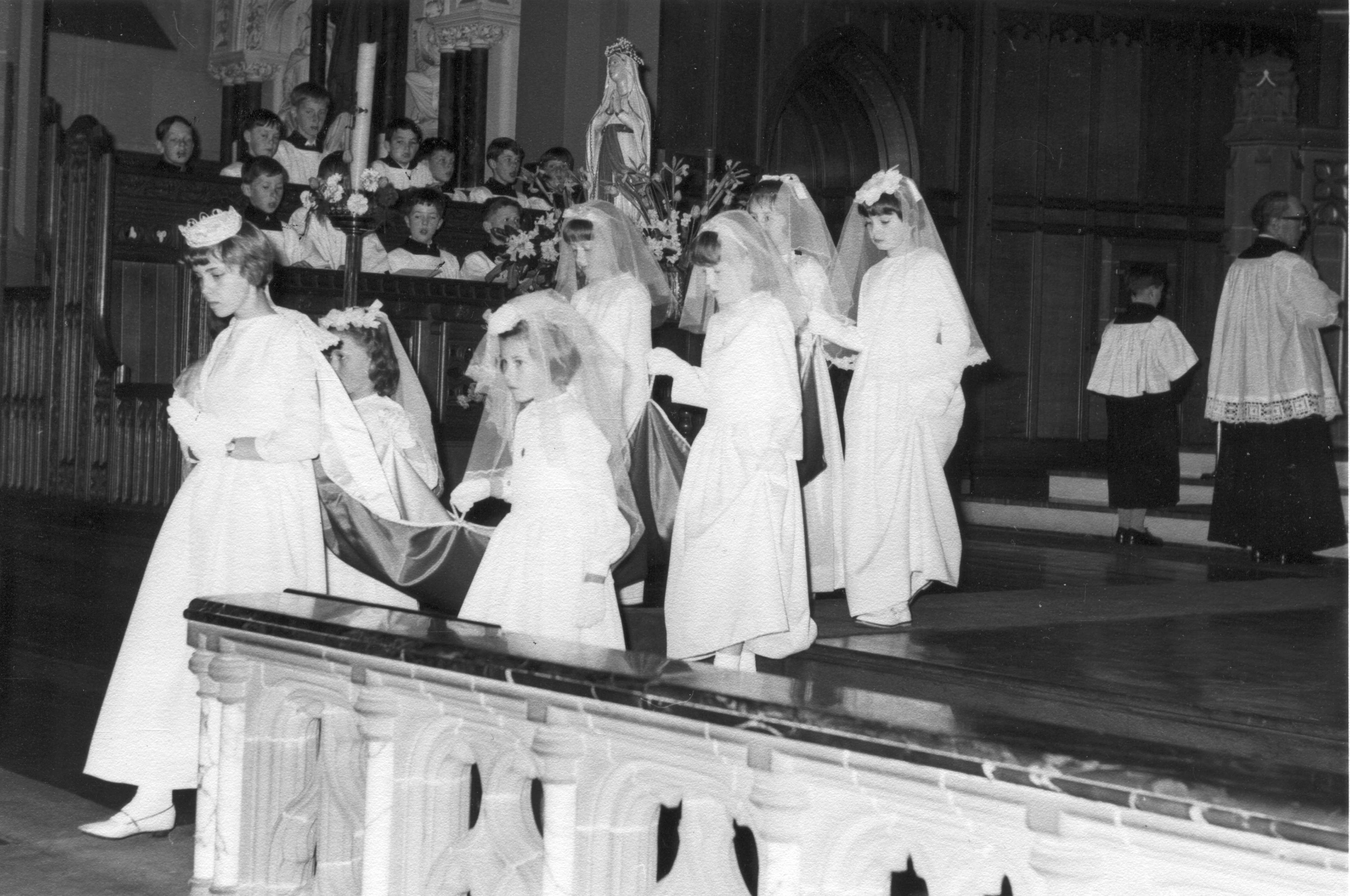 May Procession 1968