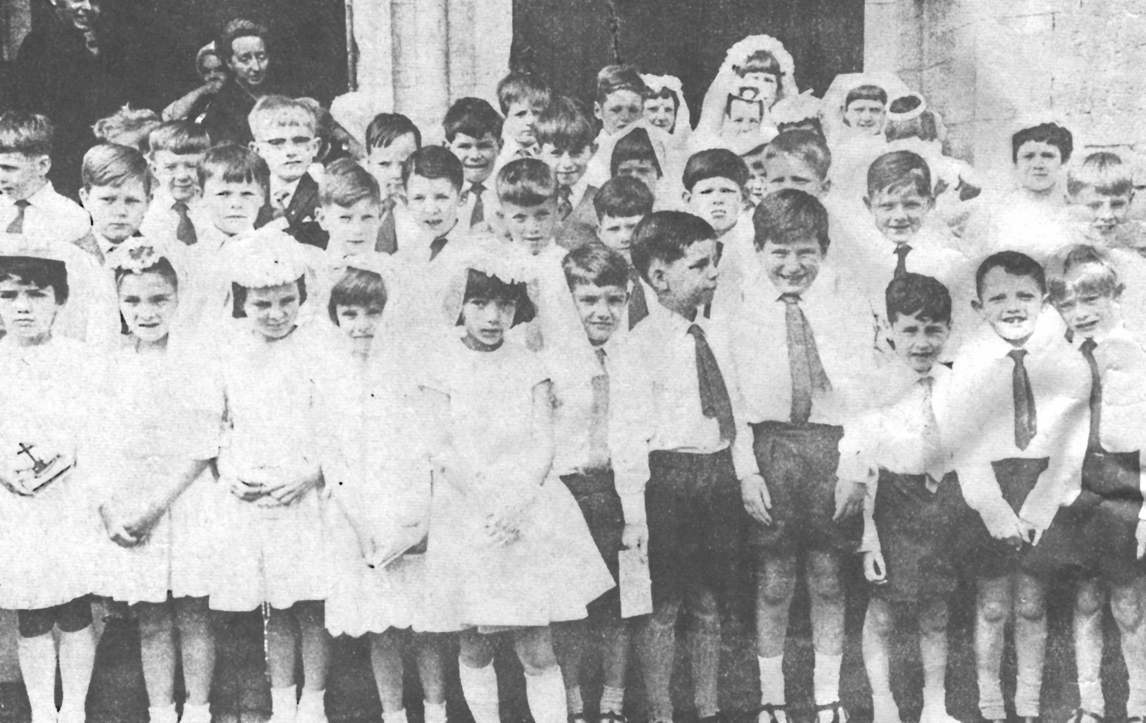 First Holy Communion 1967